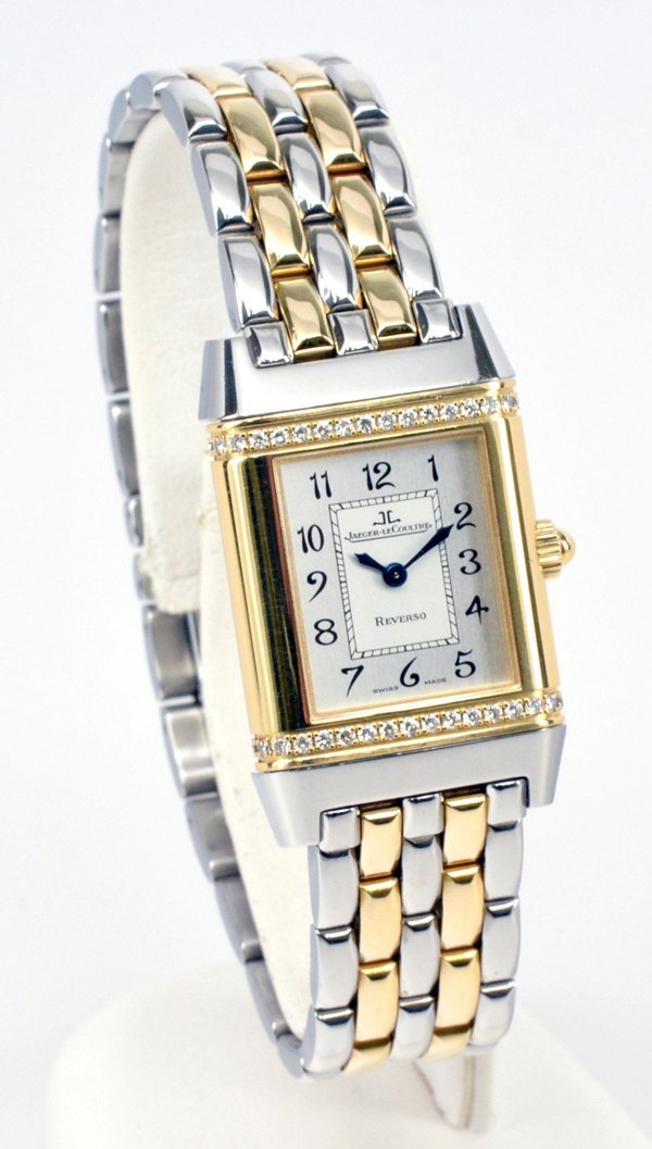 Jaeger-LeCoultre Diamond Reverso Watch
