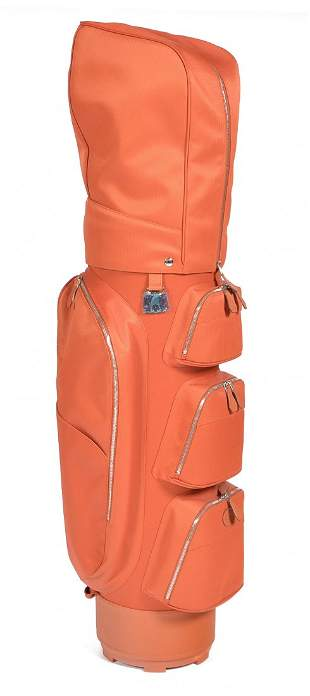 Hermes, Paris Golf Bag, Unused