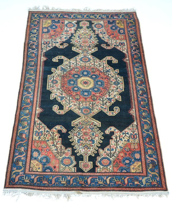 Persian Carpet, 6' x 3' 8""
