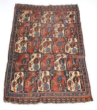 "Persian Carpet, 6' x 4' 4"""
