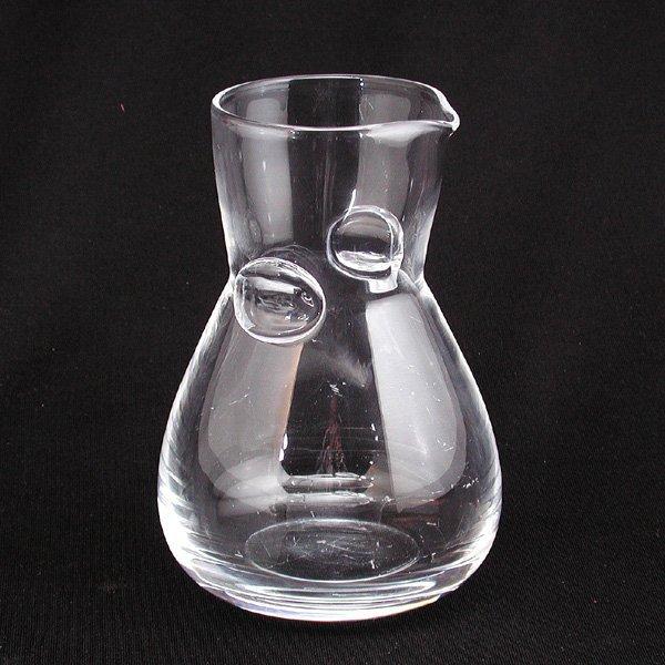 5: Steuben Glass Beaker Form Pitcher