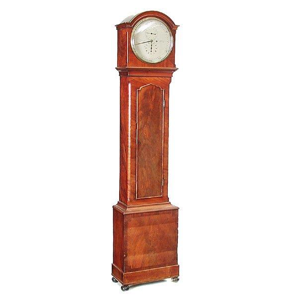 333: English Tall Clock, C 1830