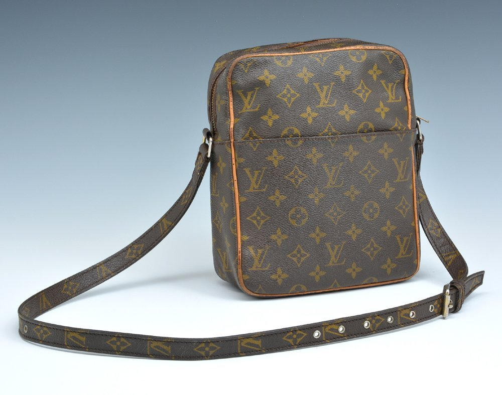 Vintage Louis Vuitton Cross-Body Bag
