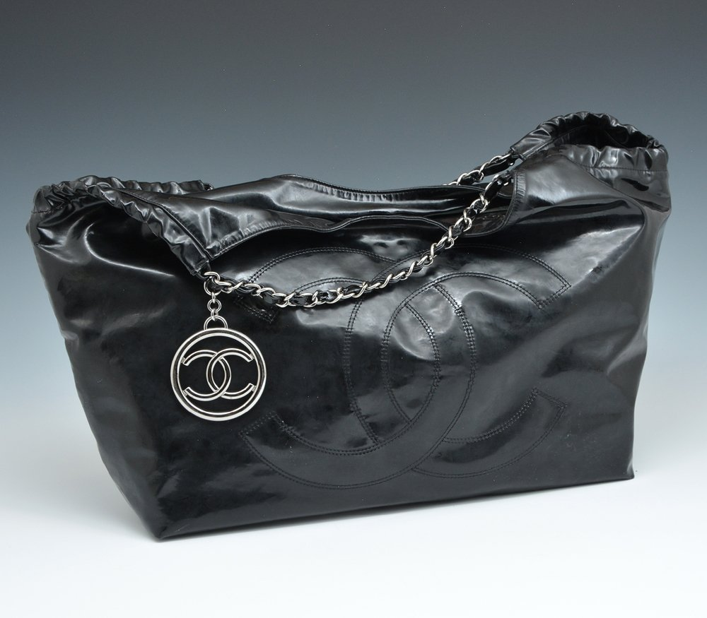 Chanel XL Coco Cabas Handbag