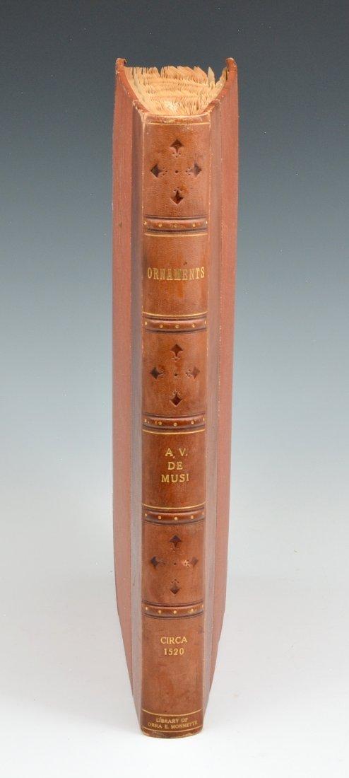 Book of Heraldic Coats of Arms, A.V. de Musi, c 1520 - 7