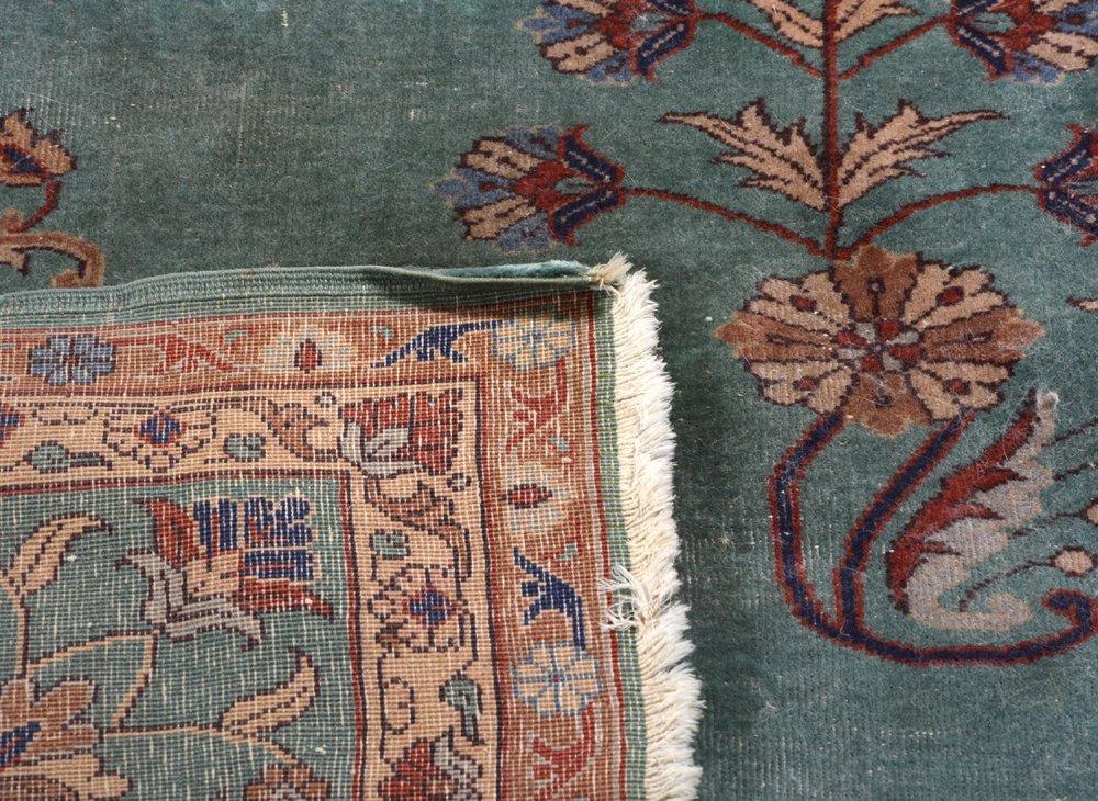 "Palace size persian carpet, 17' 9"" x 11' 9"" - 2"