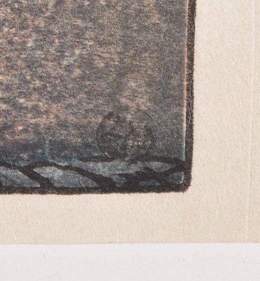 Hasui Kawase woodblock - 3