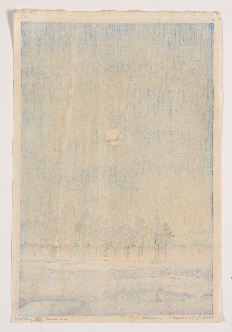 Kawase Bunjiiro Hasui woodblock - 5