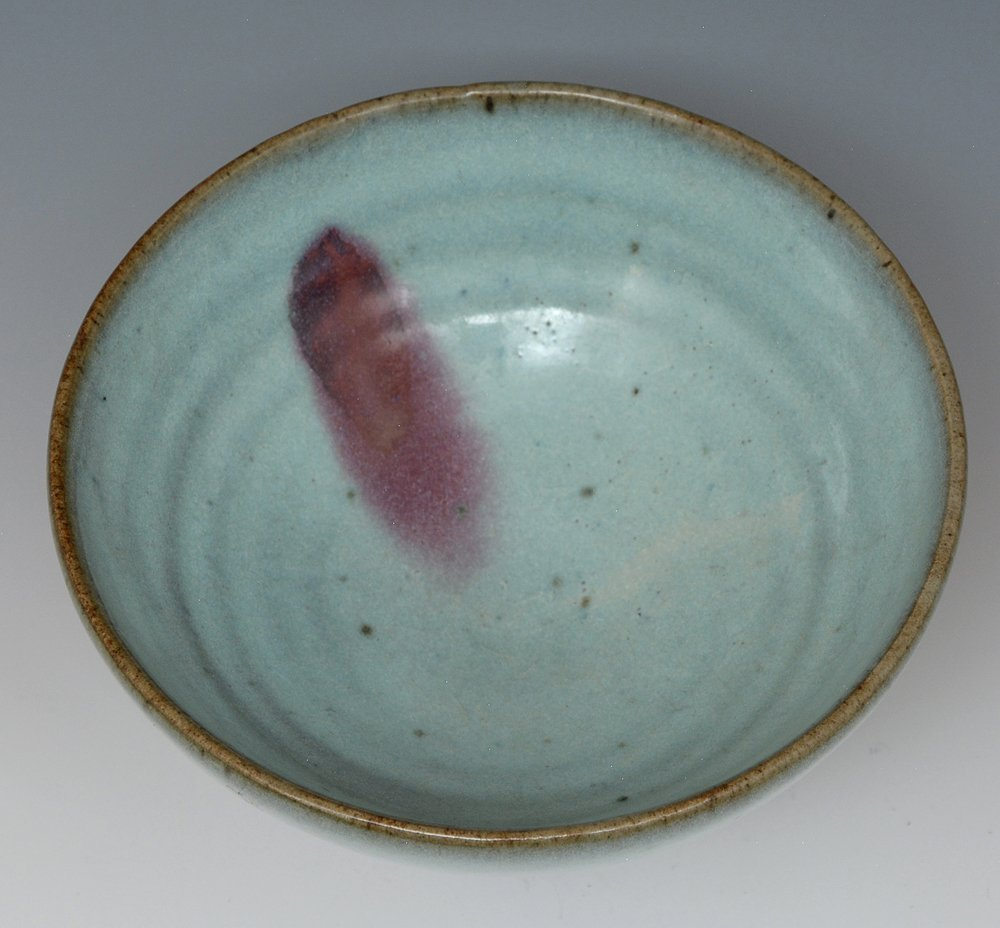 Chinese Purple Splashed Ch'un Bowl - 2