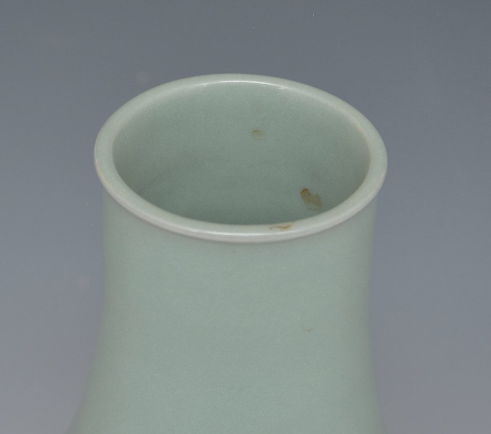 Chinese Lungch'uan Celadon Vase - 2