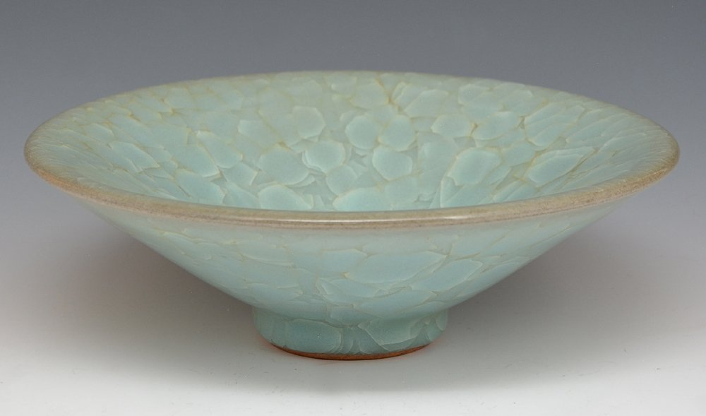"""Chinese """"Ice"""" Crackle Bowl"""