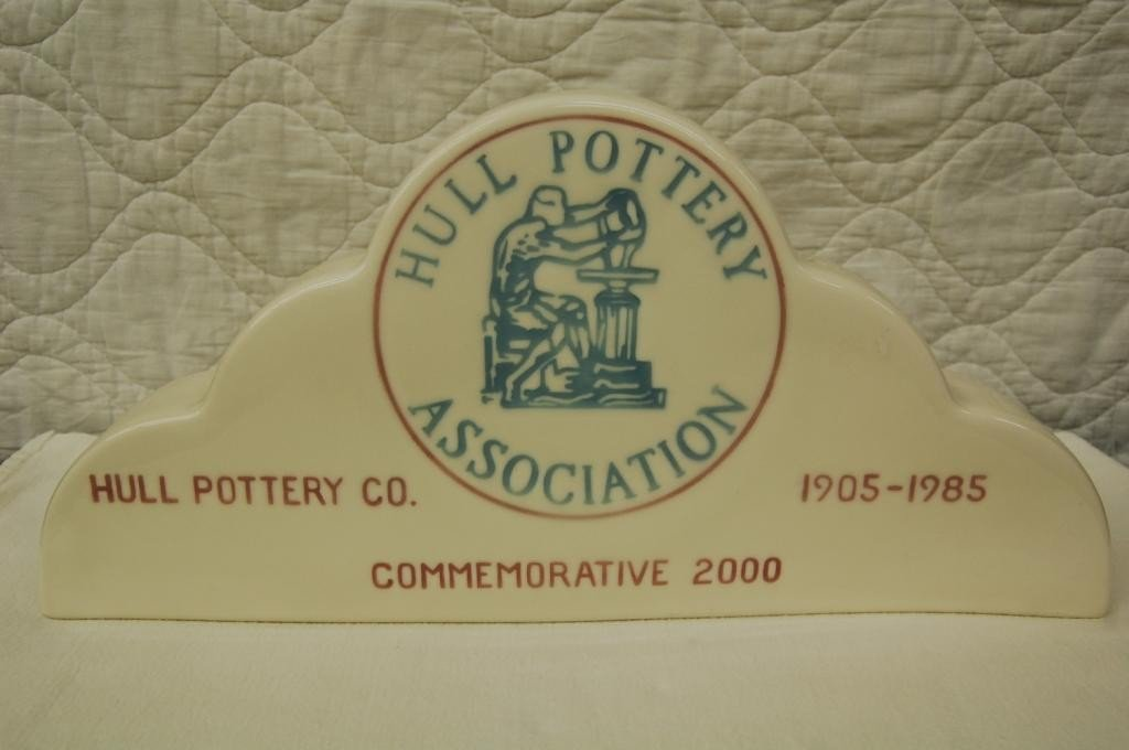 16: HULL ASSOCIATION COMMEMORATIVE 2000