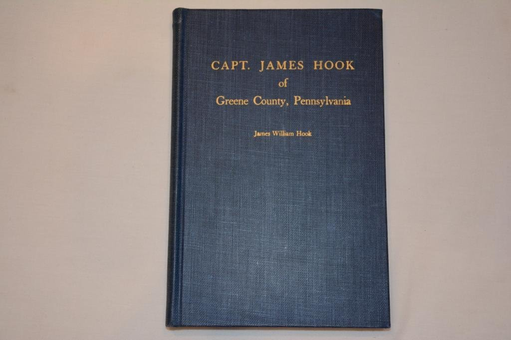 Capt. James Hook of Greene County, Pennsylvania