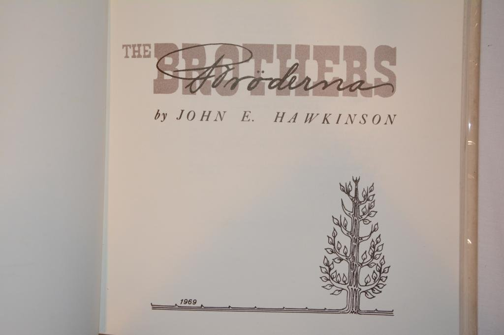 First Edition. The Brothers Broderna