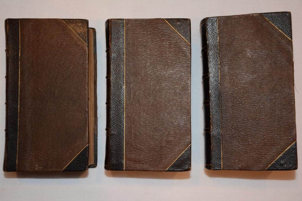 3 Books: The Works of Thomas Moore, Esq