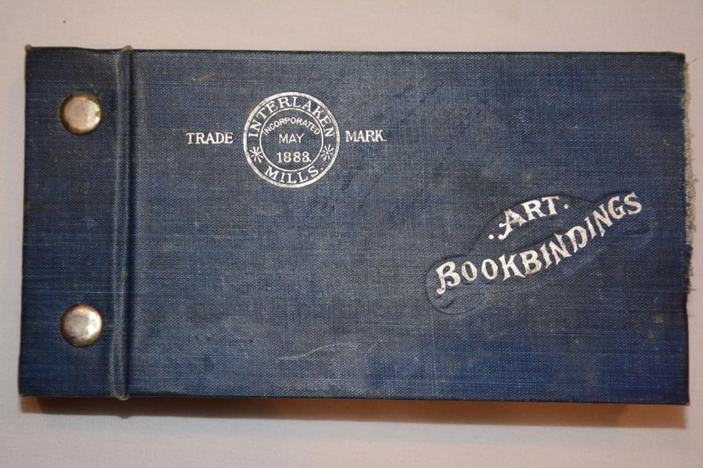 First Edition. 1907. Art Bookbindings