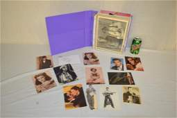Collection of Celebrity Photos  Autographs
