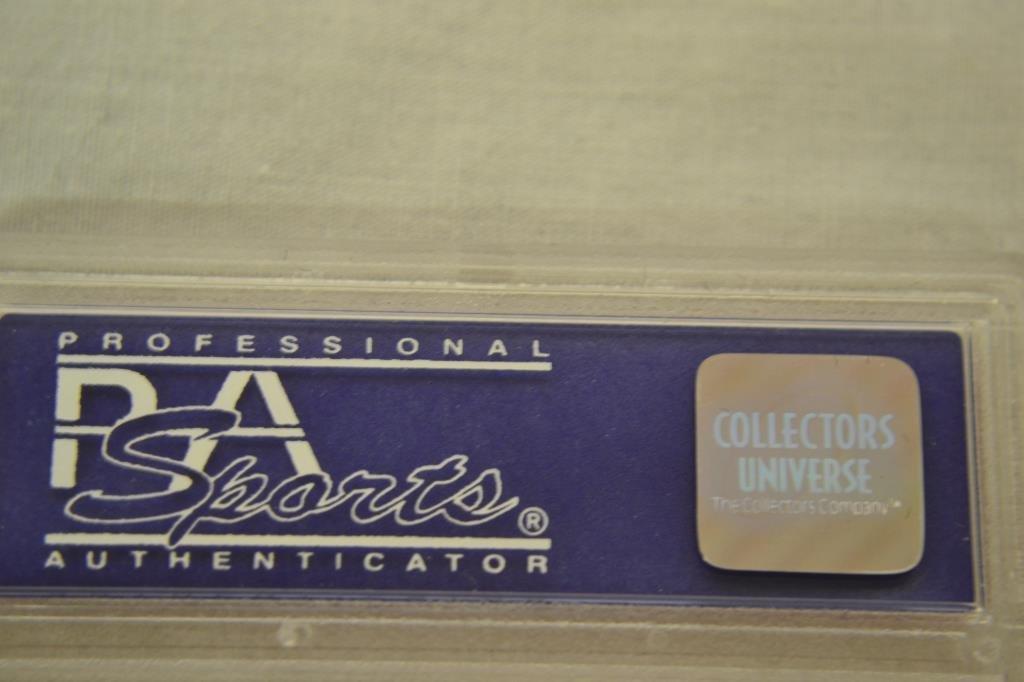 Baseball Card PSA Graded 1985 Topps Mark McGwire - 3