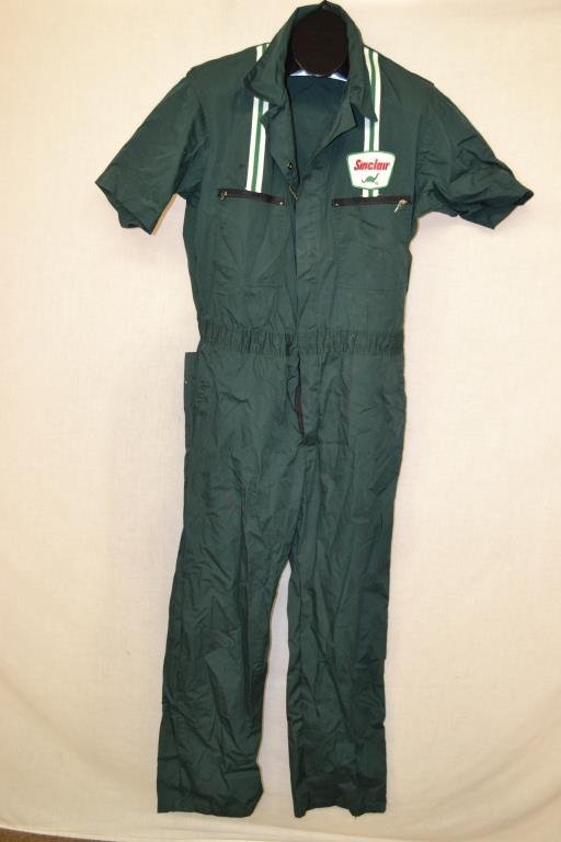 Sinclair Service Station Uniform Short Sleeve 42