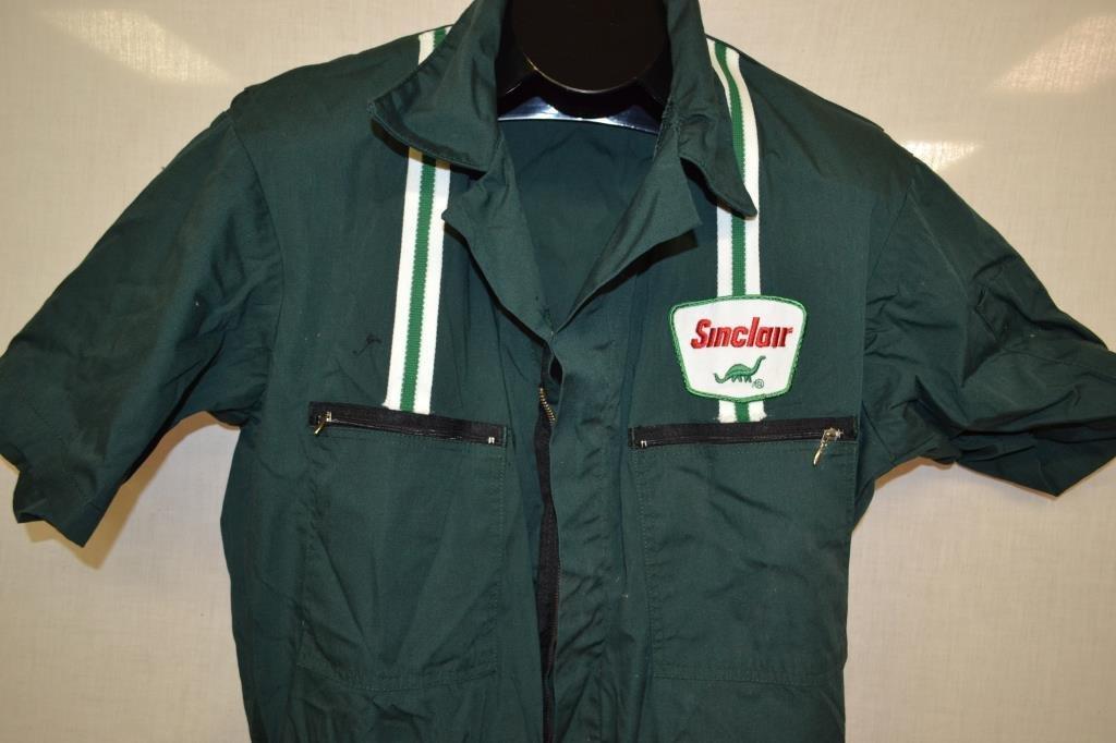 Sinclair Service Station Uniform Short Sleeve 42 - 2
