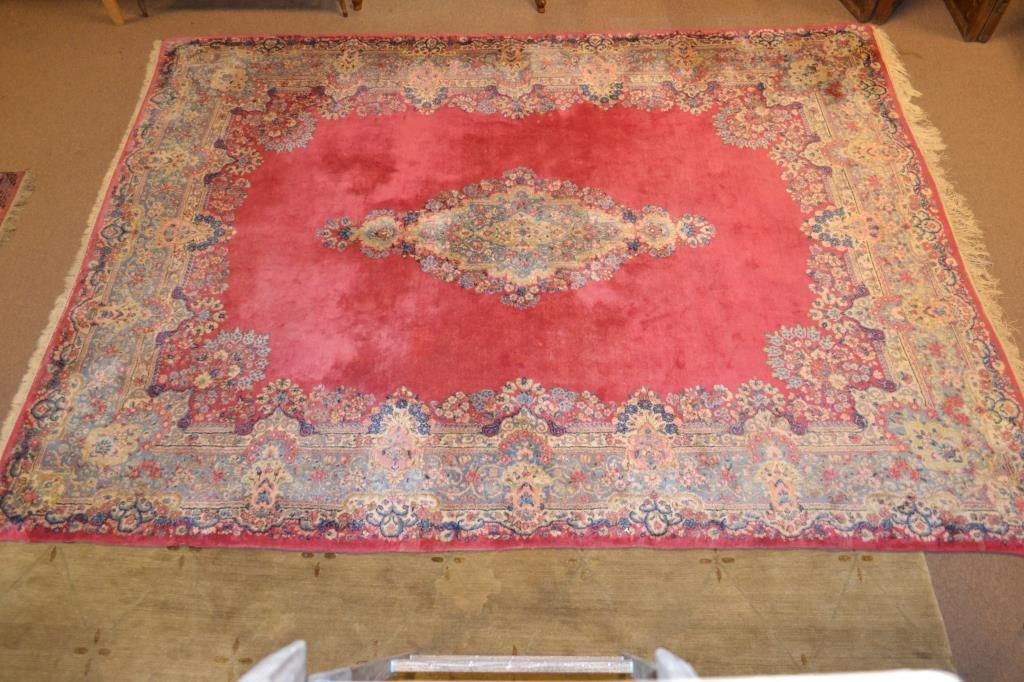Avakian Bros Made in Iran Kerman Woven Rug
