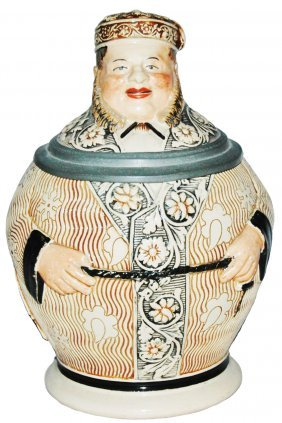 Well Dressed Man Character Stein