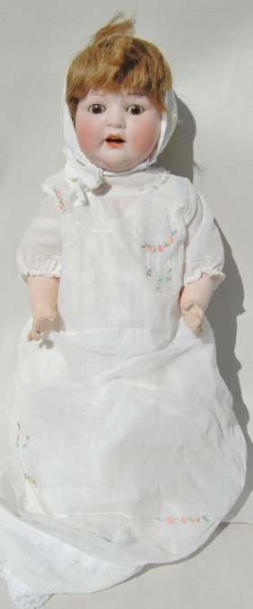 Heubach Koppelsdorf German Antique doll