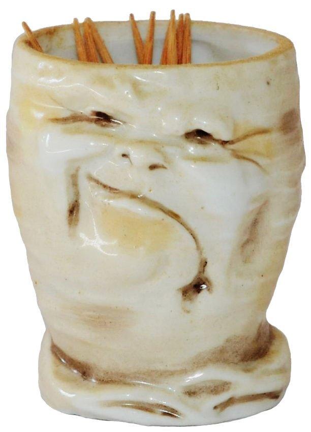 Sad Radish Schierholz Porcelain Miniature Mug