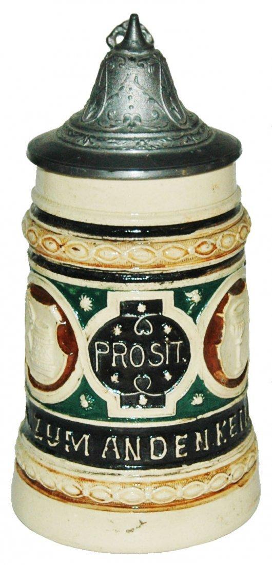 Prosit  Goblet Stein 1/8L Stein