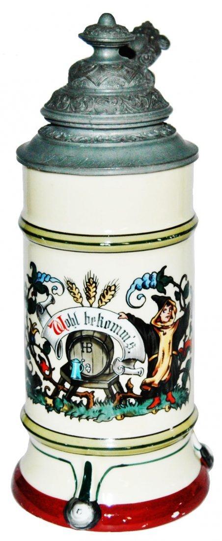 Munich Child Barrel & Verse Stein