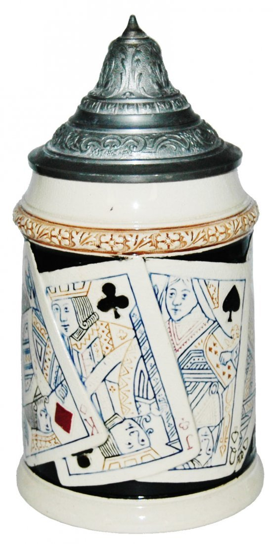 Suites of Playing Cards Hanke Stein