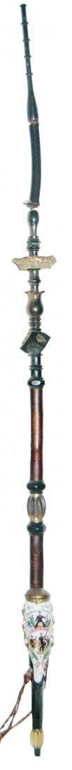 "Inft No 96 Neamburg Regimental 40"" pipe - 2"