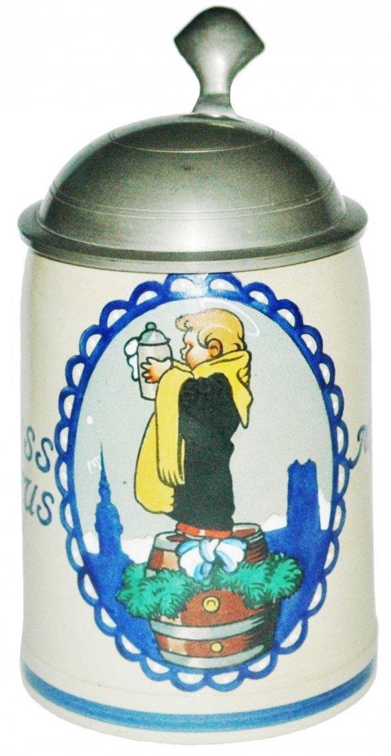 Munich Child Stoneware POG Stein