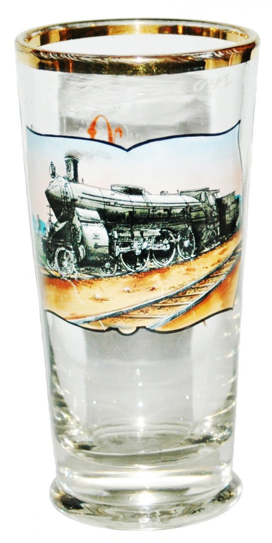 Eisenbahn Occupational 4/10L Glass Beaker