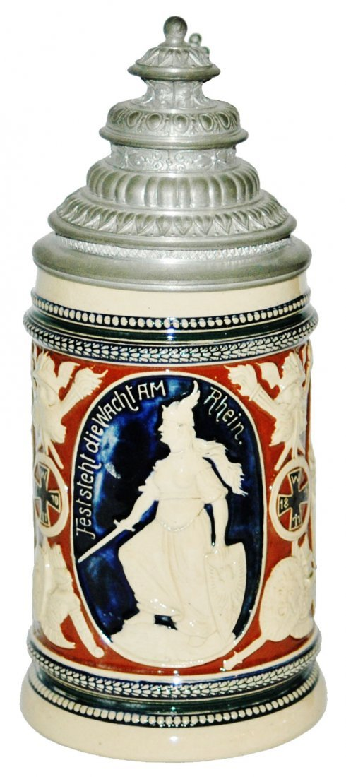 Germania & Soldiers Relief Stein