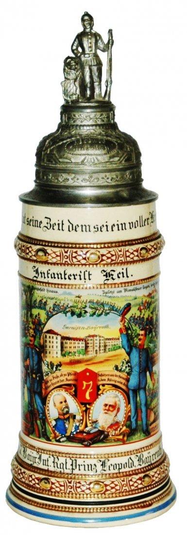Inft Regimental Stein Bayreuth
