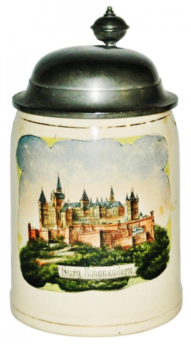 Hohenzollern Castle Stein