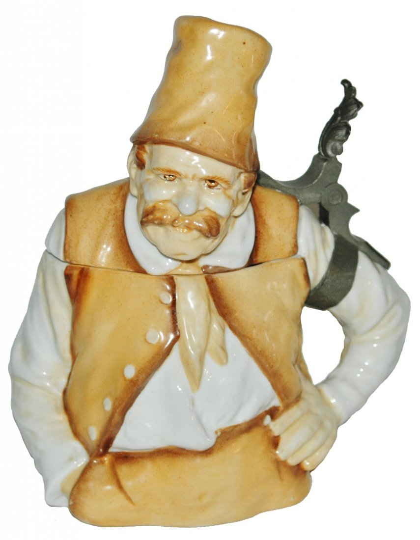 Turkish Man Schieholz Character Stein