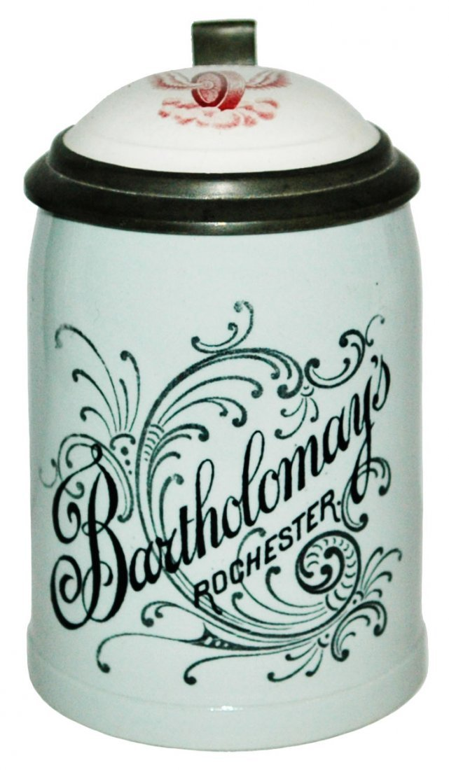Bartholomay Brewery Rochester Mettlach Stein