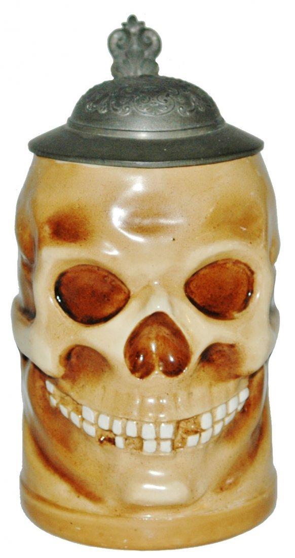 Skull Hanke Character Stein