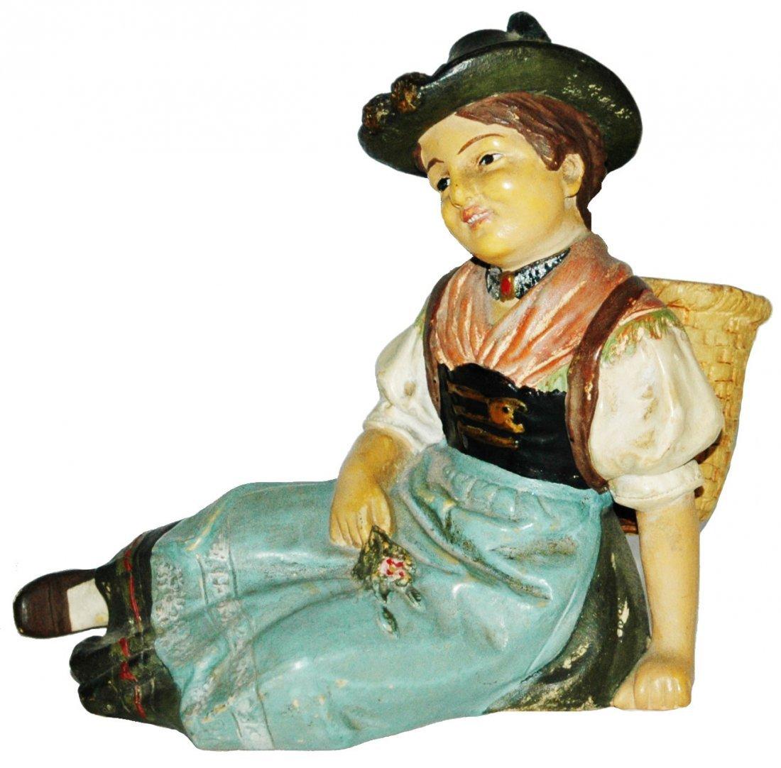 PAIR Jon Maresch Bavarian Children Figures