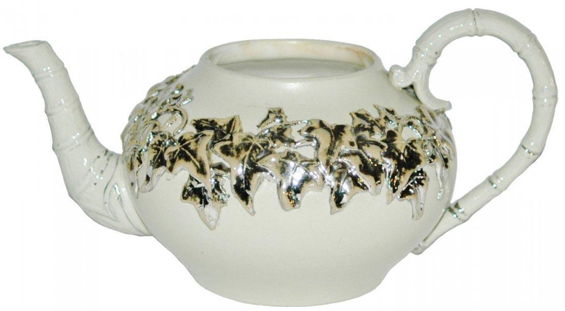Mettlach Tea Pot