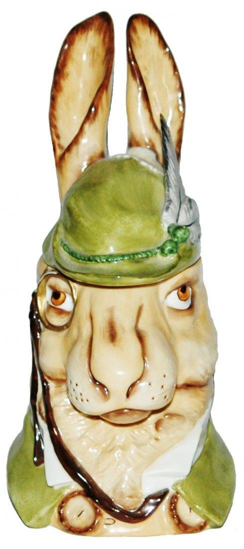 Schierholz Porcelain Rabbit Modern Character Stein