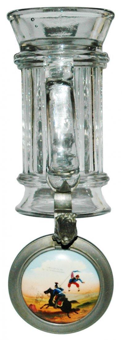 Ulan Inlay Germania Thumblift Glass Stein