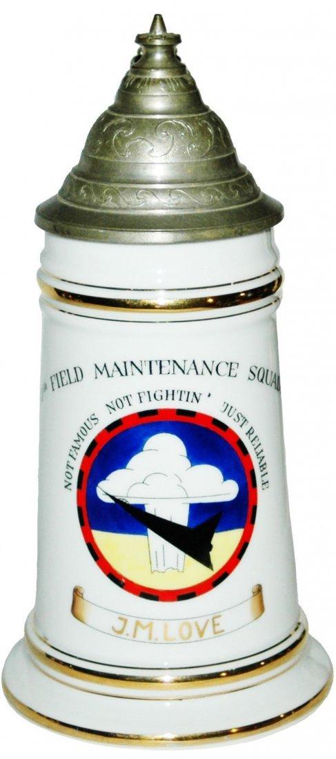 US Cold War Regimental 50 Field Maint Sqd Stein