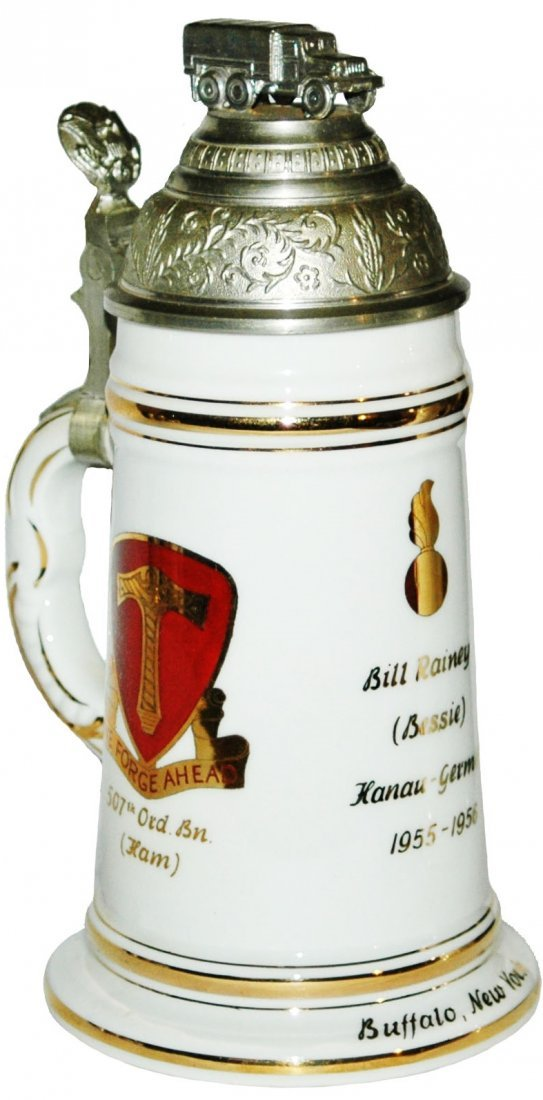 US Cold War Regimental507 Ord Hanau Stein