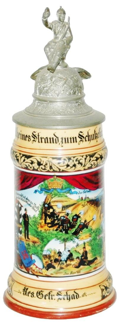 Regimental 11 Comp Inft No 56 Stein