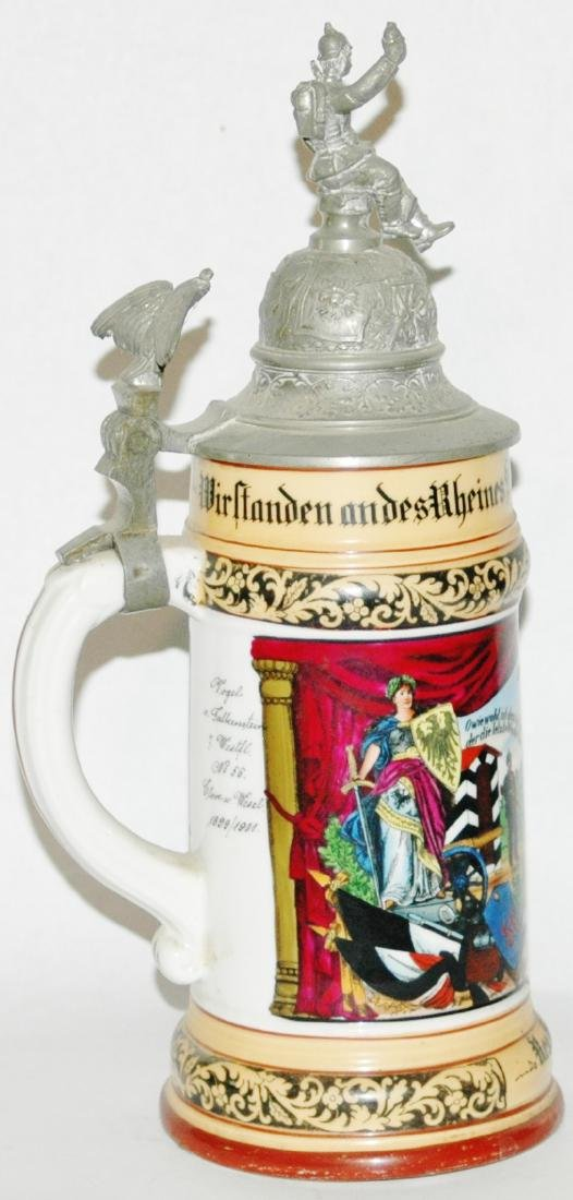 Regimental 11 Comp Inft No 56 Stein - 2