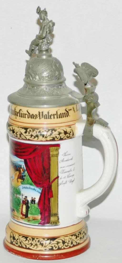 Regimental 11 Comp Inft No 56 Stein - 3