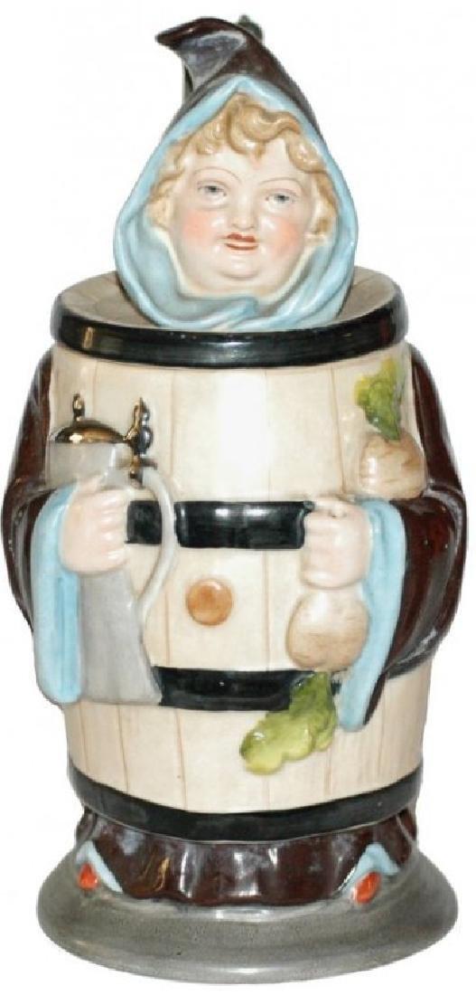 Munich Child in Barrel Schirholz Character Stein